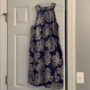 Loft Sleeveless Summer Dress